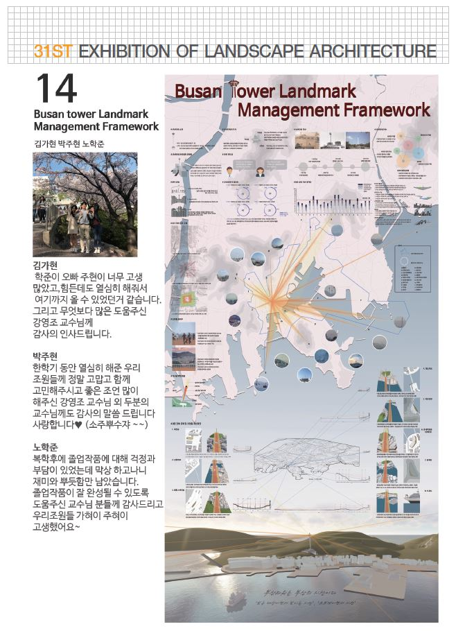 [2018학년도 졸업설계]Busan tower Landmark Management Framework 대표이미지
